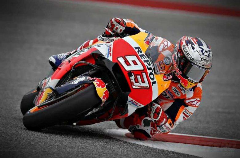 Marc Marquez - MotoGP Austin 2018