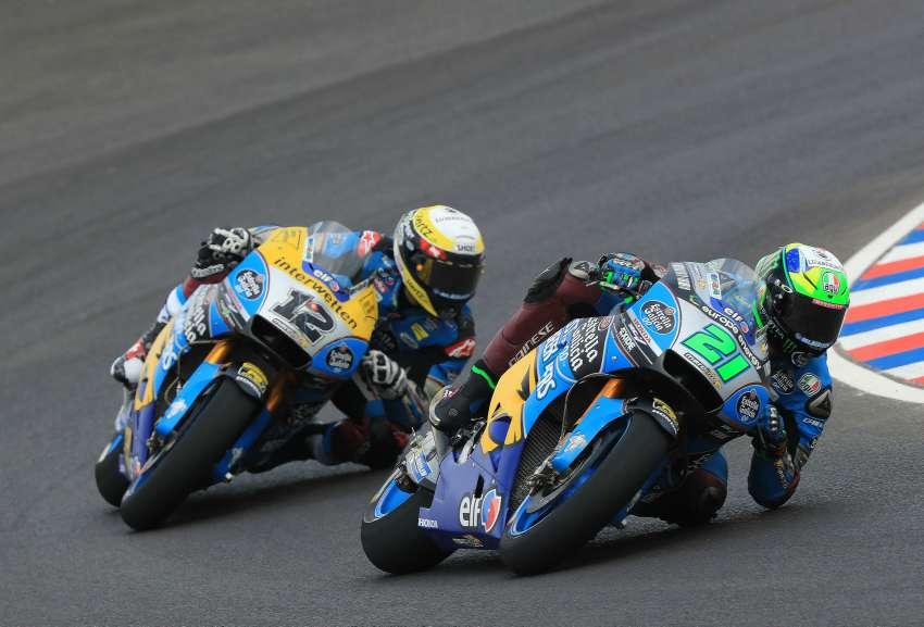 """Marc VDS MotoGP y Suzuki, ¿juntos las próximas tres temporadas"""""""
