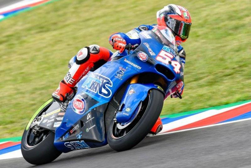 Mattia Pasini, Argentina GP Moto2 2018 ,