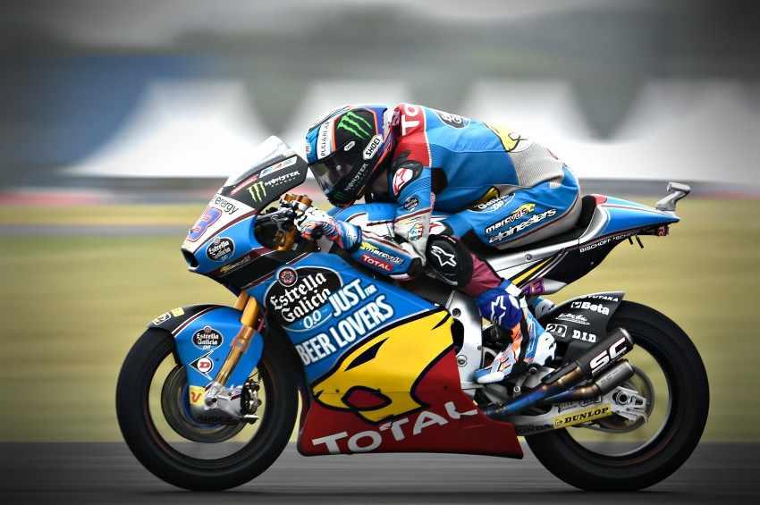 Moto2 Austin 2018 - Alex Marquez