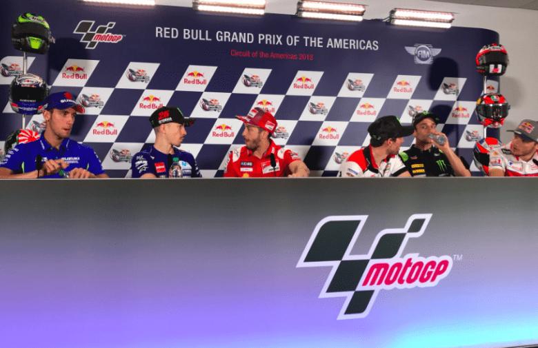 Rueda de prensa Gran Premio de Las Américas 2018