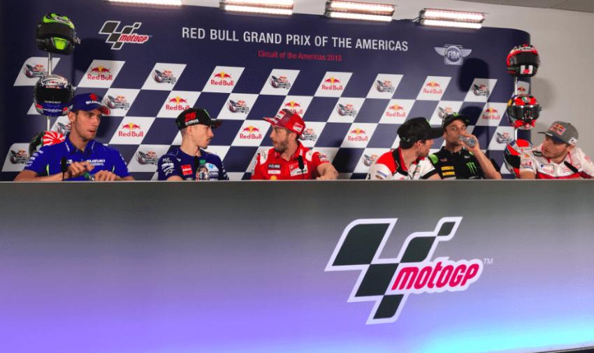 Gran Premio de Las Américas MotoGP 2018 – Rueda de prensa