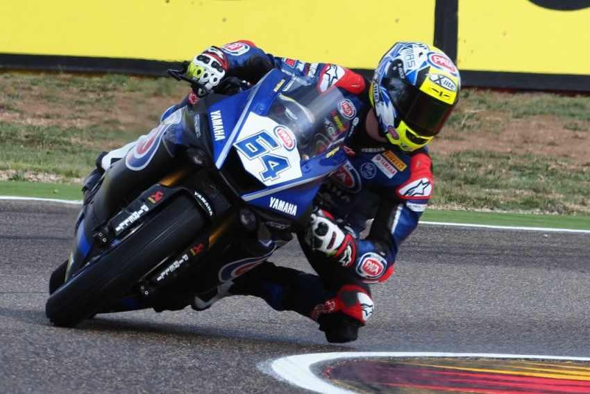 Supersport Aragon 2018 - Federico Caricasulo