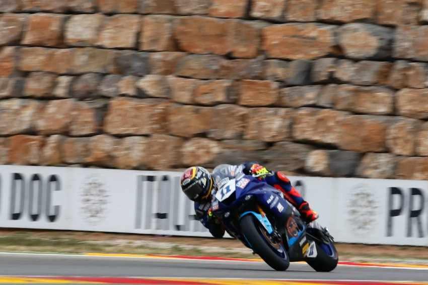 Supersport Aragon 2018 – Sandro Cortese se lleva la victoria en Motorland