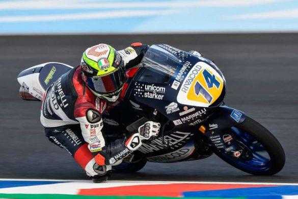 Tony Arbolino - Moto3 Argentina 2018