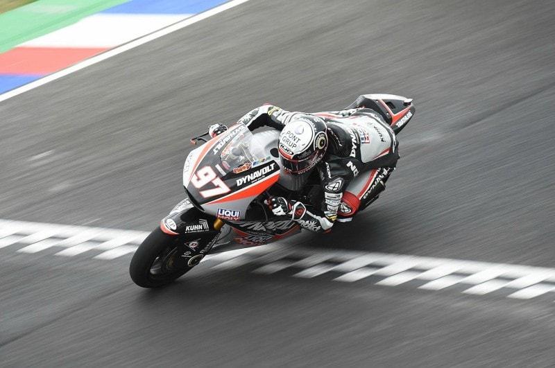 Xavi vierge - Argentina GP