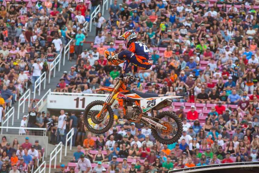 AMA Supercross 2018 RD16 Salt Lake City – Victoria para Musquin
