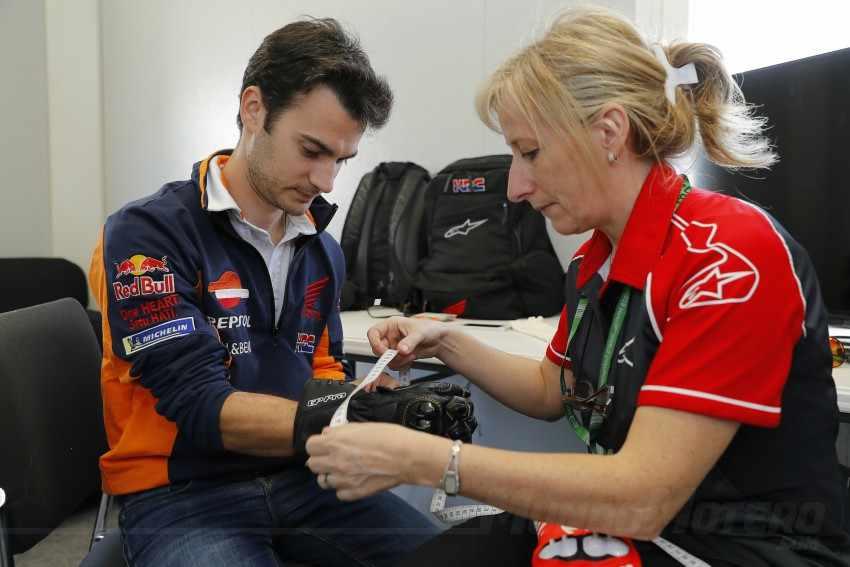 Dani Pedrosa disputará el Gran Premio de MotoGP de Austin