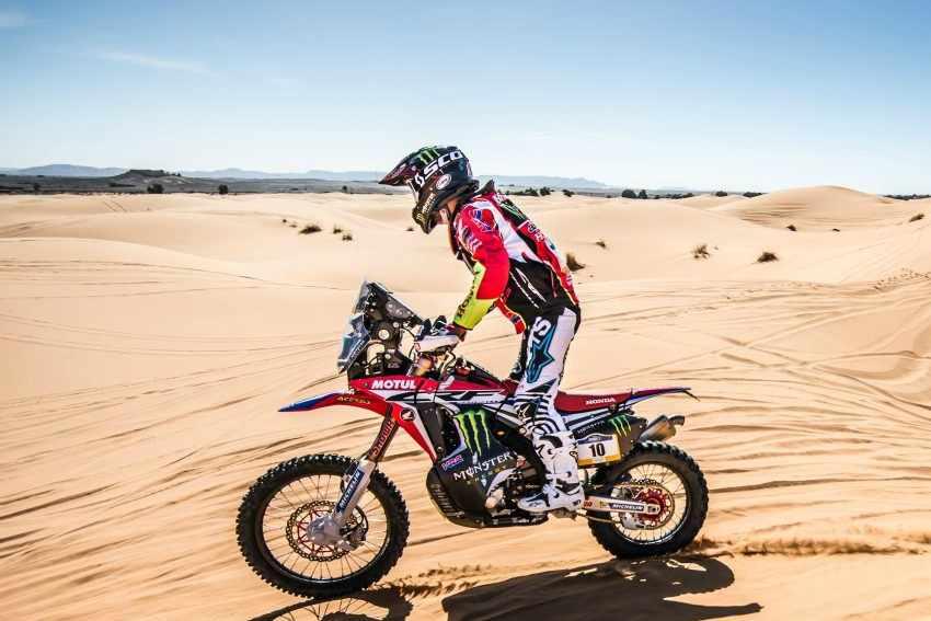 Merzouga Rally 2018 Etapa 3 – Victoria para Joan Barreda y más líder