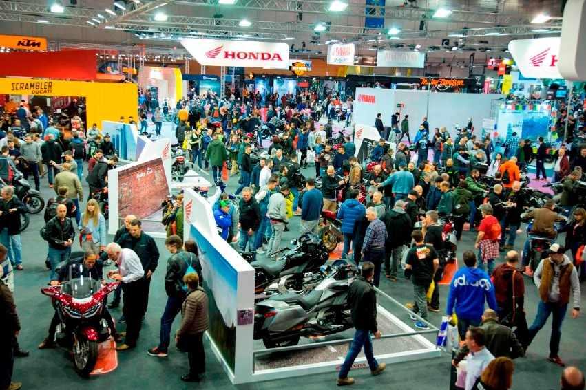 Éxito rotundo del Salón Vive la Moto 2018 con más de 41.000 visitantes