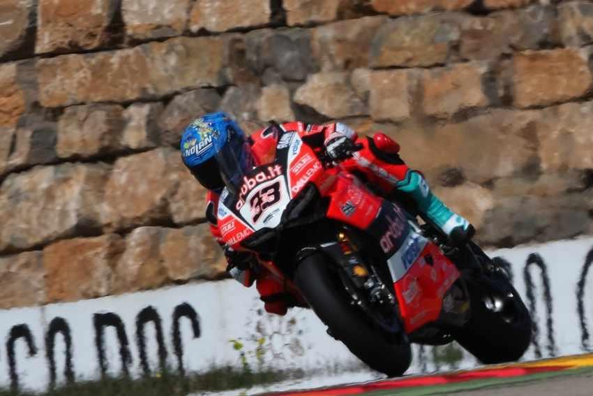 SBK Motorland Aragon 2018 - Marco Melandri