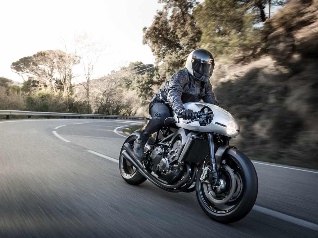 "Yamaha XSR900 Yard Built ""Type 11"" de Auto Fabrica"