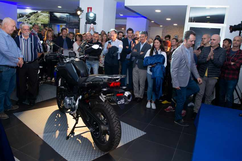 El concesionario Dos Rodes BMW Motorrad amplia sus instalaciones