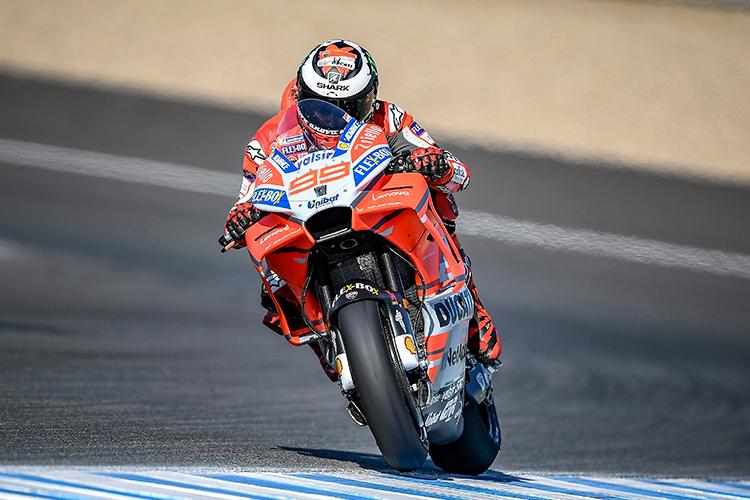 Ducati - Jorge Lorenzo MotoGP 2018
