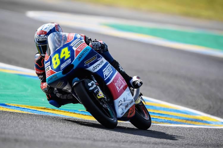 Jakub Kornfeil - Moto3 Francia 2018