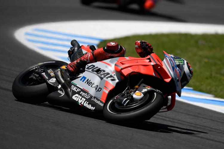Jorge Lorenzo - MotoGP 2018 - Ducati