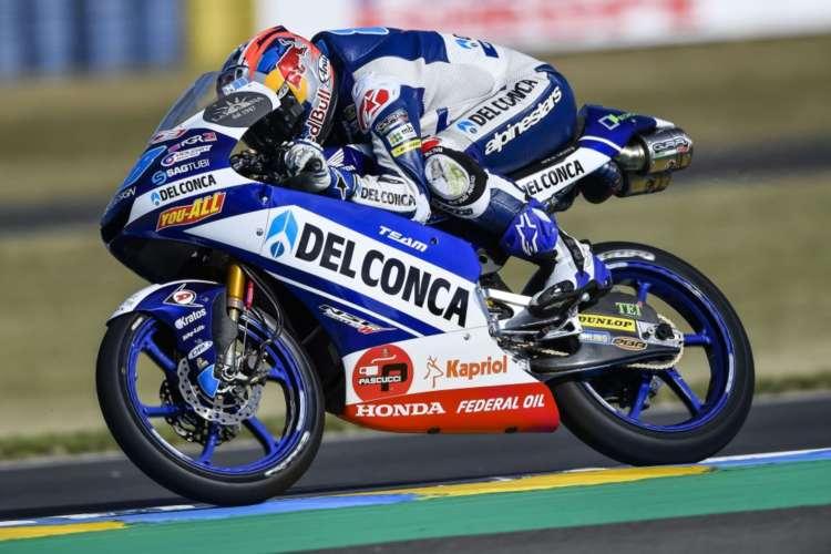 Jorge Martín - Moto3 Francia 2018
