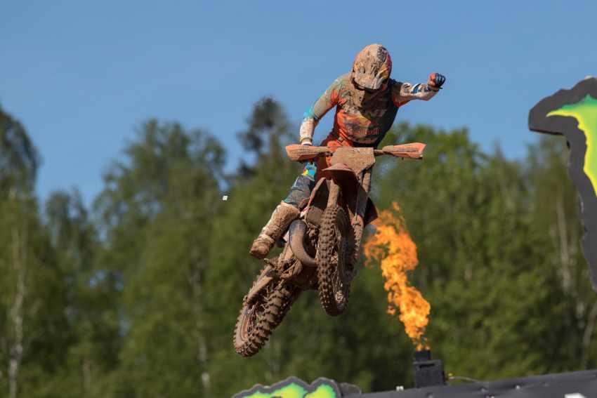 Mundial de Motocross 2018 Letonia - Jeffrey Herlings