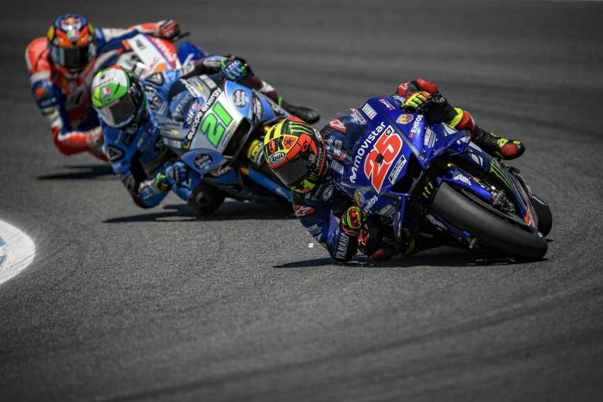 Maverick Viñales - MotoGP Jerez 2018