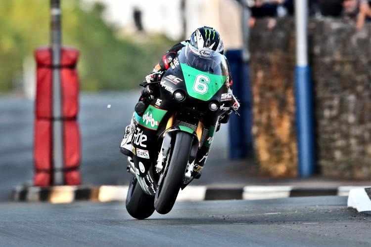Michael Dunlop arranca a ritmo de récord en Lightweight el TT 2018