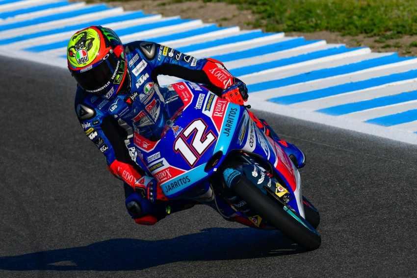 Moto3 Jerez 2018 - Marco Bezzecchi
