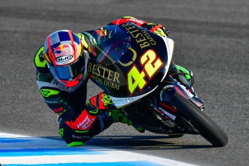 Moto3 Jerez 2018 - Marcos Ramirez