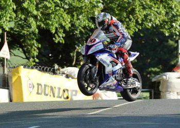 Peter Hickman fue el más rápido en la categoría de Superstock