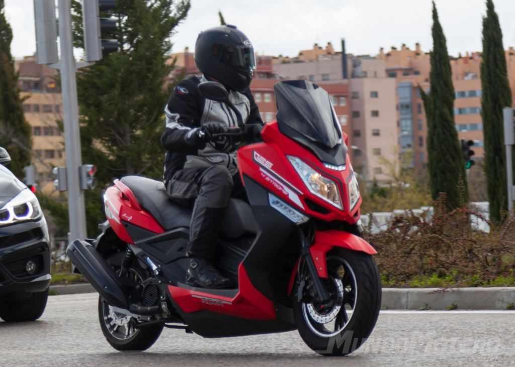 Prueba Riya T9 – Scooter 125 deportivo y funcional perfecto para ciudad