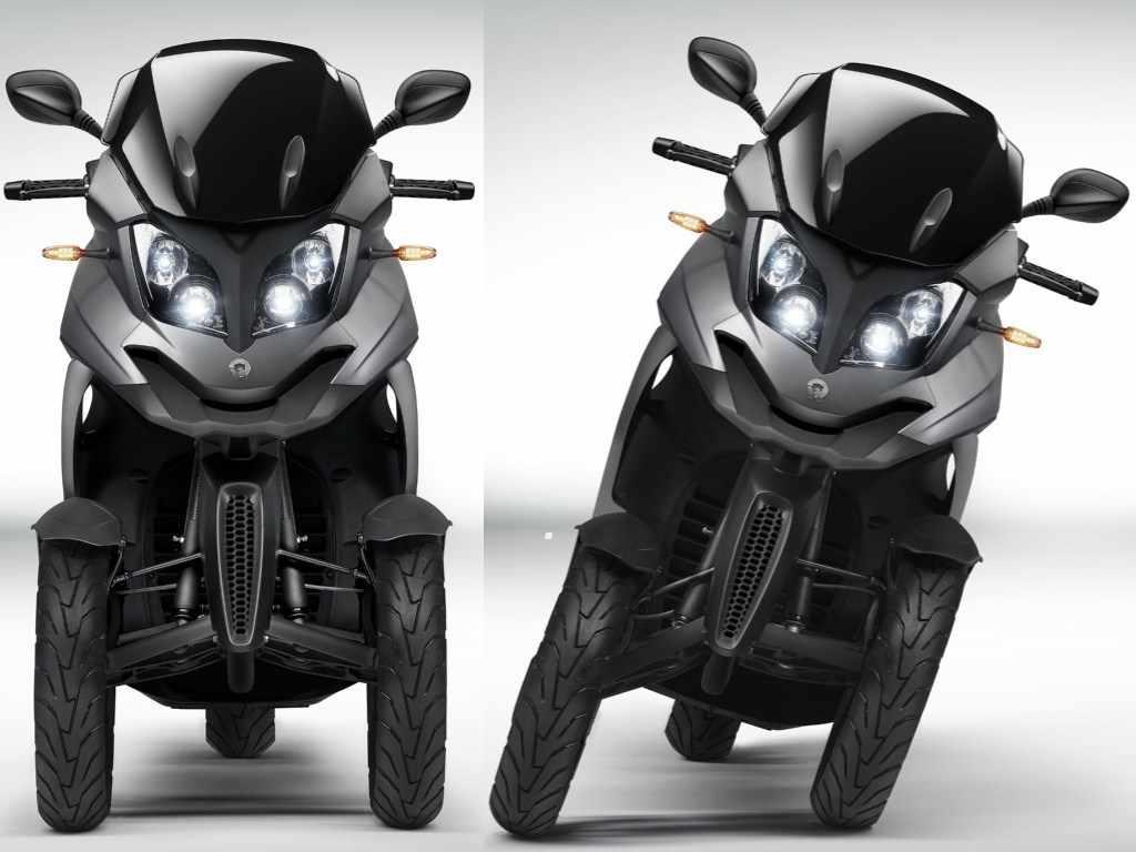 Scooters 3 ruedas Quadro QV3