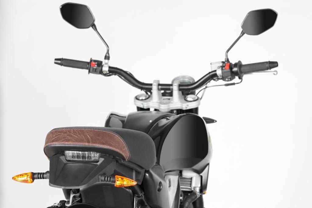 Novedades Motos Cafe Racer 125 - Rieju Century