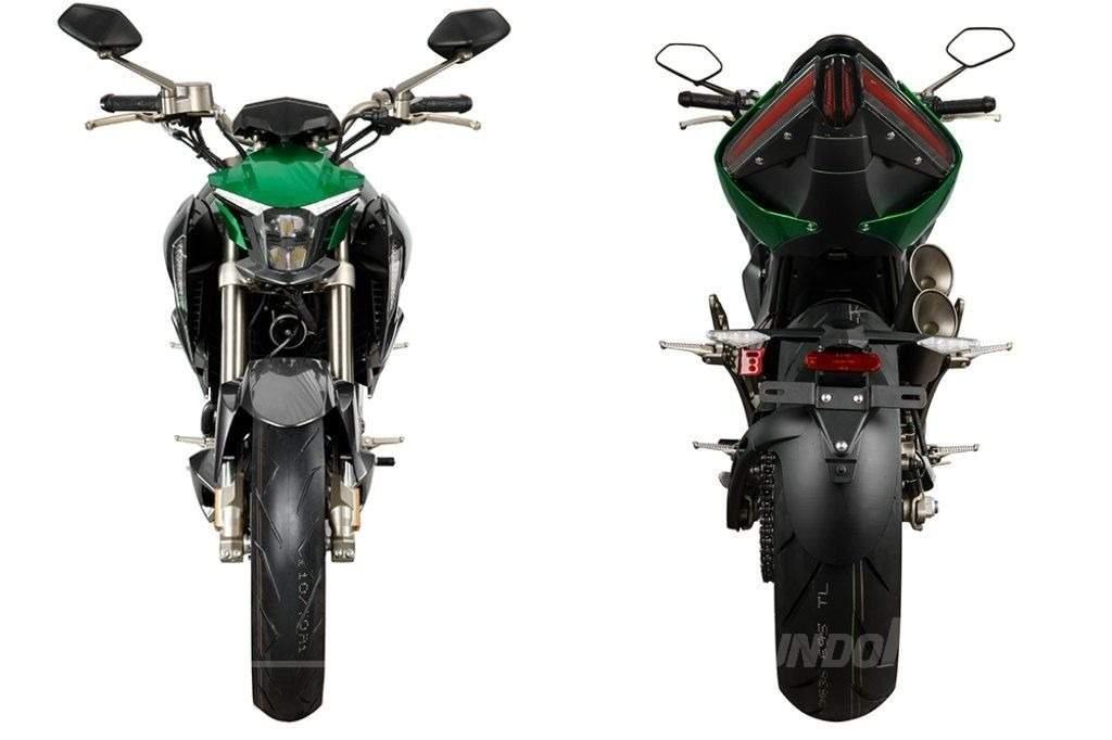 Motos Zontes R-310