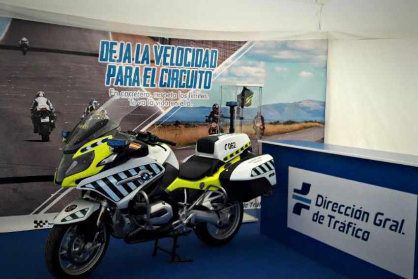 Dispositivo especial de la DGT para el Gran Premio de MotoGP de Jerez 2018