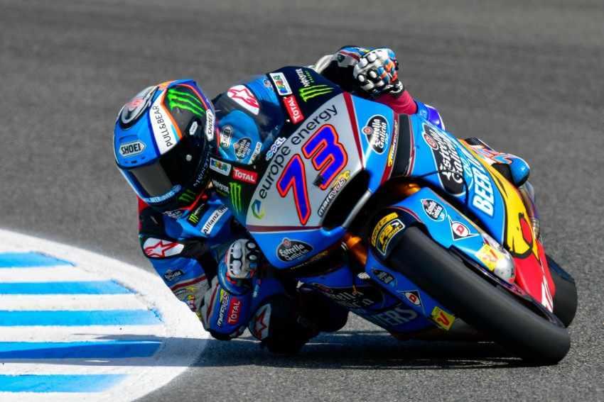 GP de España Moto2 2018 - Alex Márquez el más rápido del viernes