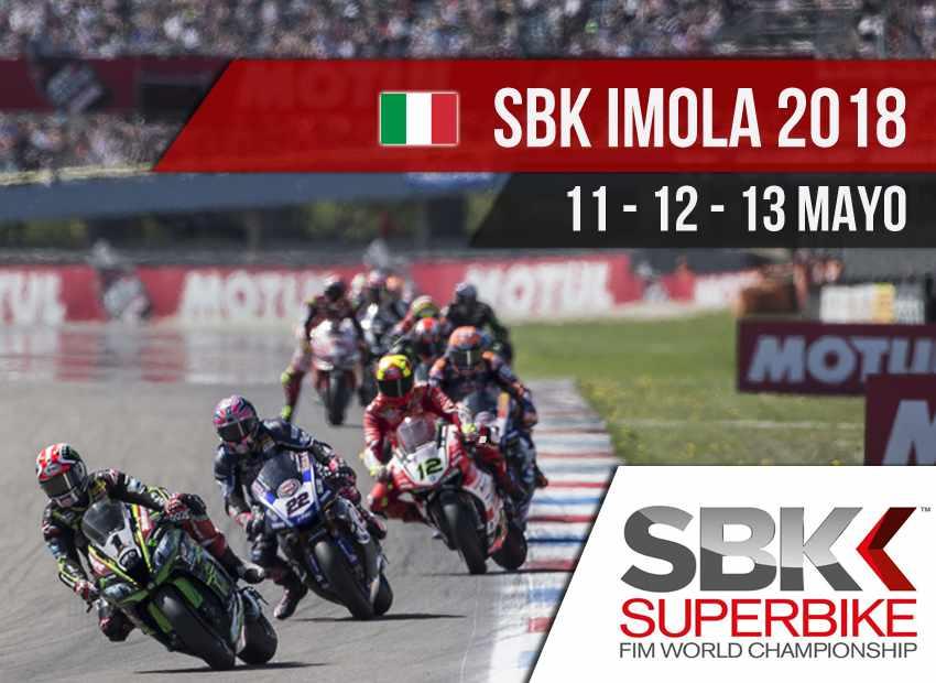 Horarios SBK Imola 2018 y donde verlo por TV | TDP – Eurosport