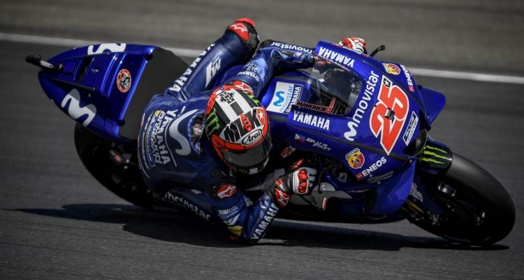 Maverick Viñales GP de Francia 2018