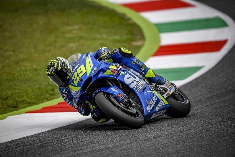Andrea Iannone GP Italia MotoGP 2018