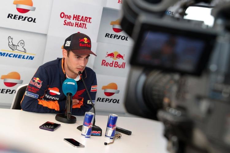 Dani Pedrosa anuncia en Sachsenring su retirada de MotoGP