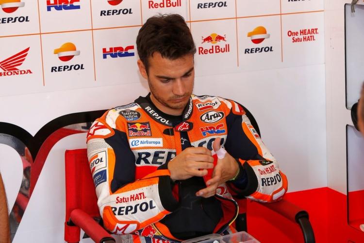 Dani Pedrosa se retira de MotoGP