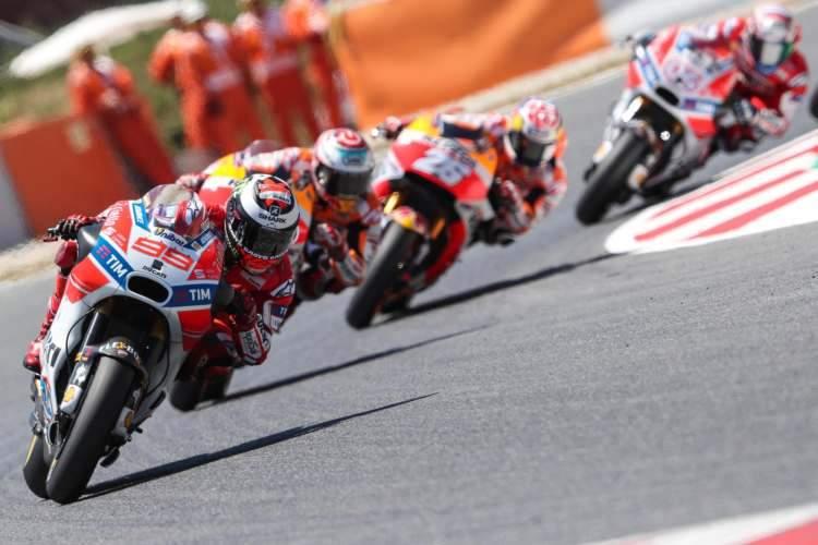 Gran Premio MotoGP Catalunya 2018