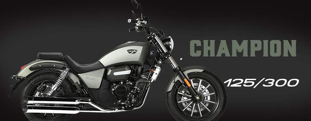 nuevas motos 125 cc 2018 Hanway Champion 125 LC