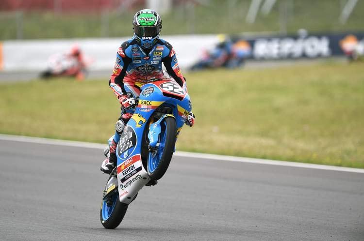 Victorias para Garcia y Pagliani en Moto3 en el FIM CEV Repsol en Catalunya