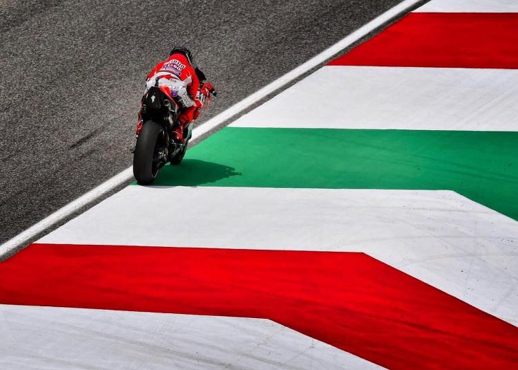Jorge Lorenzo GP de Italia 2018