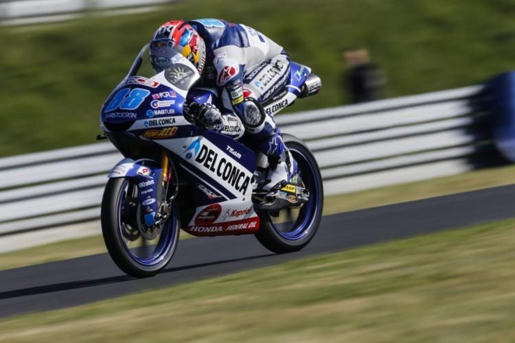 Jorge Martín - Moto3 2018
