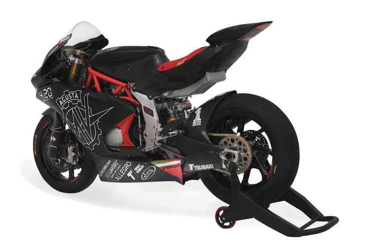 MV Agusta Moto2 2019 Forward Racing