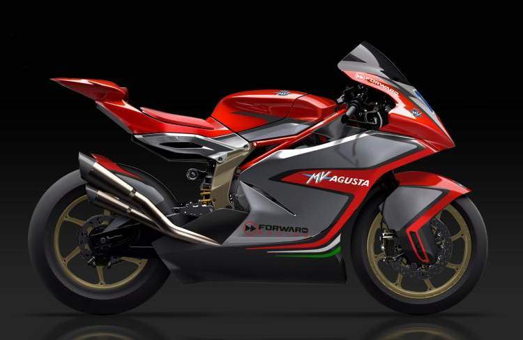 MV Agusta vuelve al Mundial de Motociclismo en la categoría de Moto2
