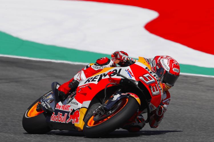 Marc Márquez GP de Italia 2018