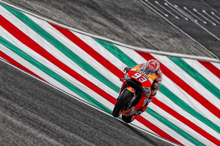 Marc Márquez GP de Italia MotoGP 2018