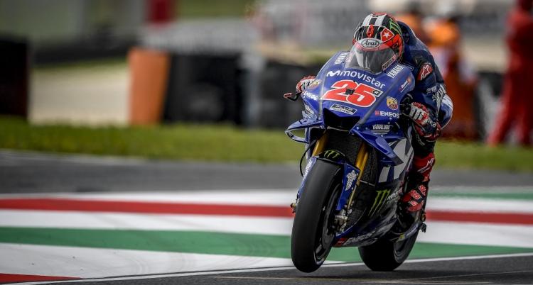 Maverick Viñales GP de Italia MotoGP 2018