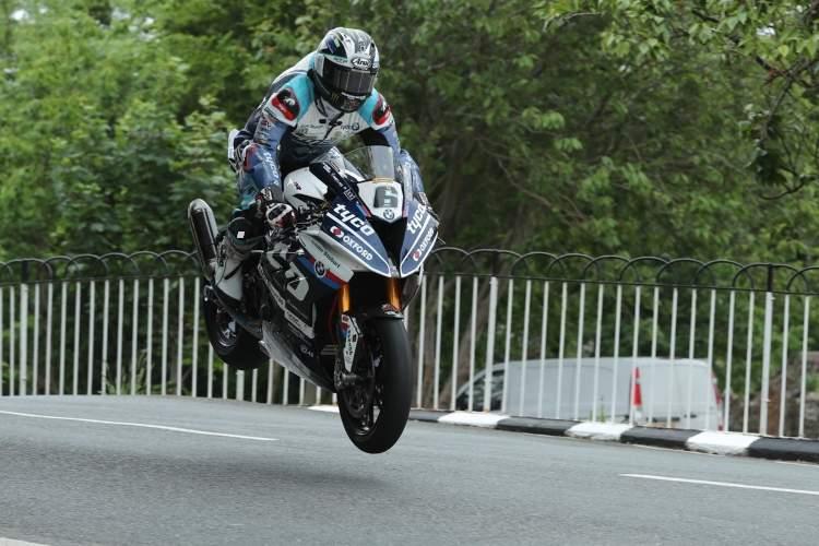 Michael Dunlop - Superbike TT 2018