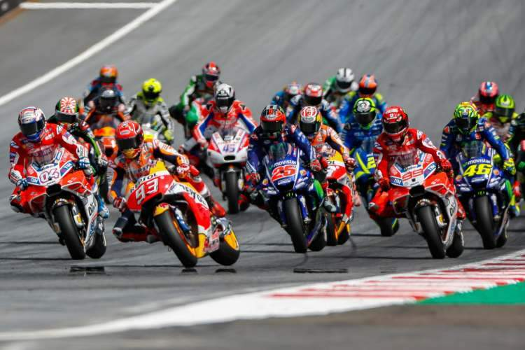 MotoGP Catalunya 2018